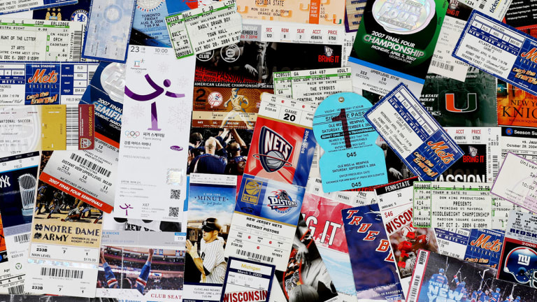 The Death of Paper Tickets and the Stories  They Leave Behind