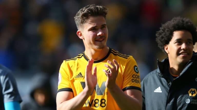 Wolves Confirm Permanent Signing of Leander Dendoncker From Anderlecht