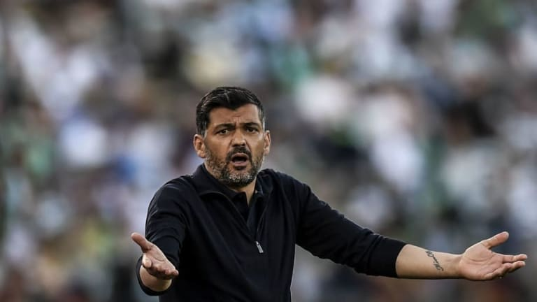 Newcastle Face Paying £18m to Land Potential Rafael Benitez Replacement Sergio Conceicao