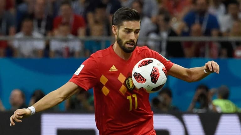 Arsenal to Face Competition From Serie A Giants as Gunners Reignite Yannick Carrasco Interest