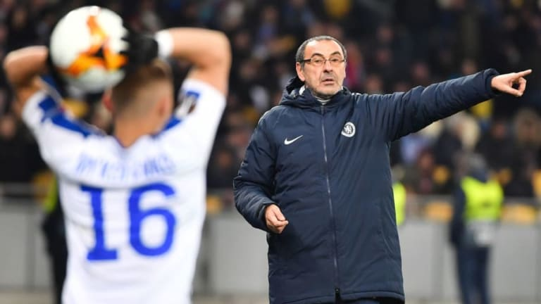 Maurizio Sarri Picks Out the Reason for Chelsea Recent Uptick in Form After Disastrous Run