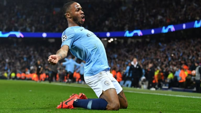 Raheem Sterling Admits He Was Happy to See Liverpool Win the Champions League