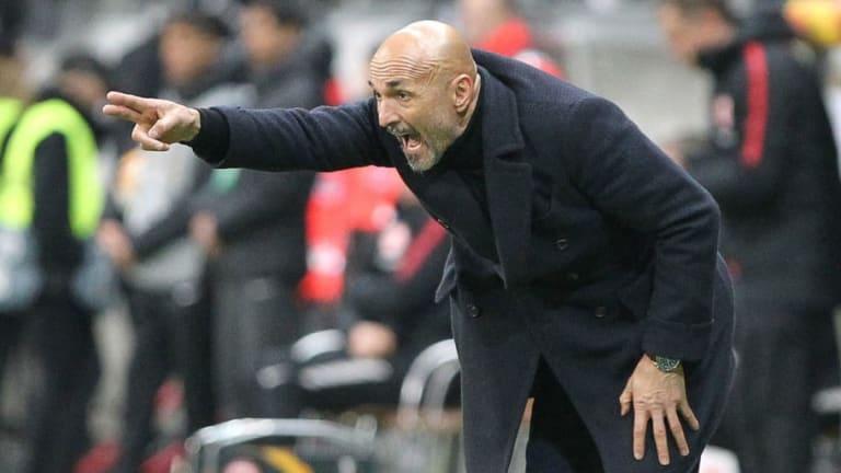 Luciano Spalletti Admits Inter Were 'Timid' After Nerazzurri Miss Penalty in Goalless Frankfurt Draw