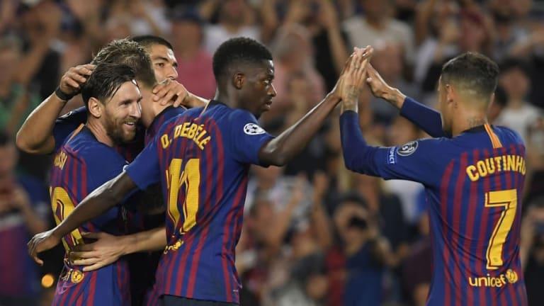 Los jugadores más valiosos de la plantilla del Barça
