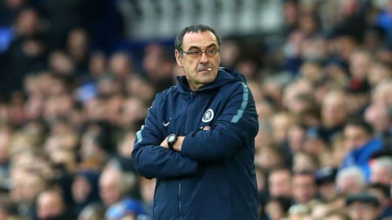 Chelsea Considering Sacking Maurizio Sarri During International Break After Suffering Everton Defeat