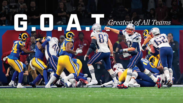 How the Patriots Built Football's Greatest Dynasty