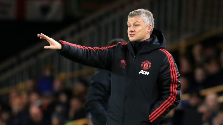 Ole Gunnar Solskjaer's Message to His Man Utd Players Following FA Cup Defeat at Wolves