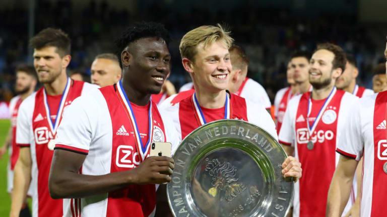 El emotivo vídeo de Frenkie De Jong despidiéndose del Ajax