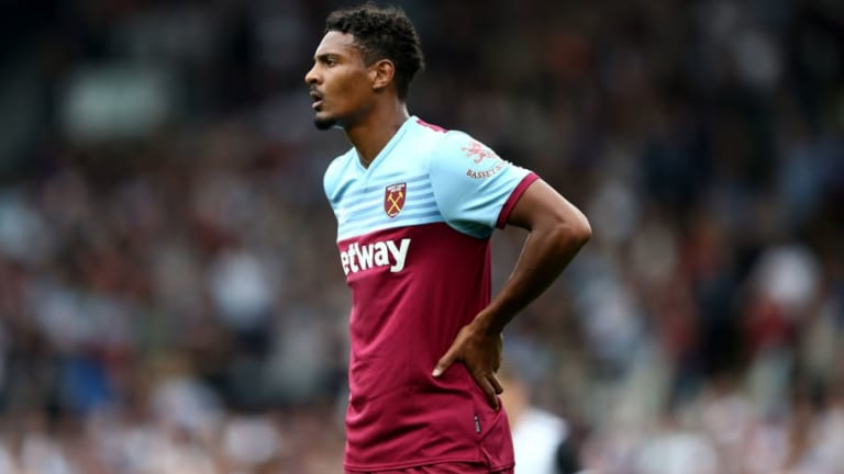 Manuel Pellegrini Admits He's Looking to Pablo Fornals to Help Get Best Out of Sebastien Haller