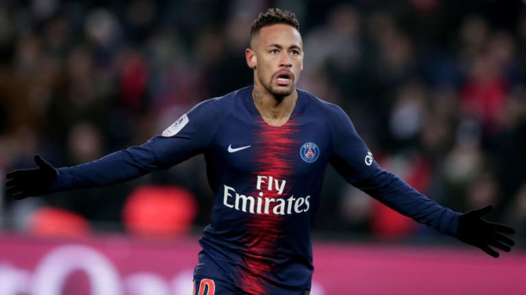 Neymar's Father Speaks Out About Son's Future as Real Madrid Renew Interest in Superstar
