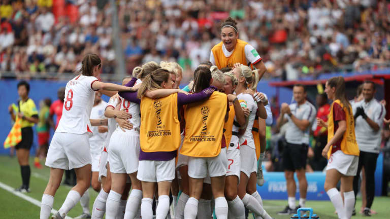 Women's World Cup Roundup: England See Off Hostile Cameroon as France Leave it Late Against Brazil