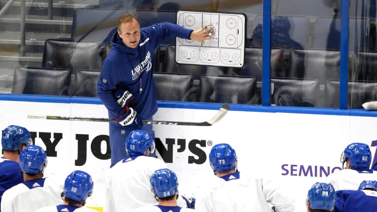 Nuts and Bolts: How Jon Cooper and His Coaching Staff Give the League's Best Team Its Edge