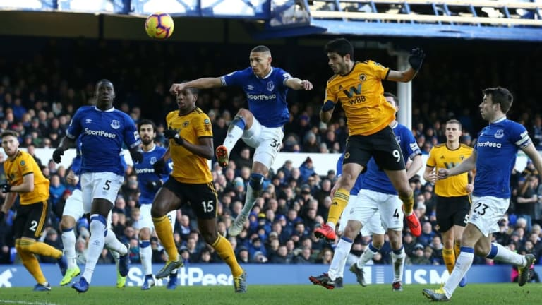 Everton 1-3 Wolves: Report, Ratings and Reaction as Santo ...