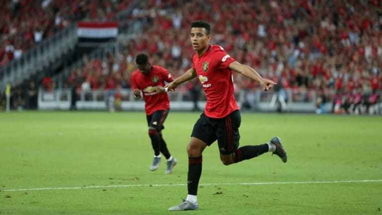Mason Greenwood: 5 Things to Know About Manchester United's Breakthrough Star