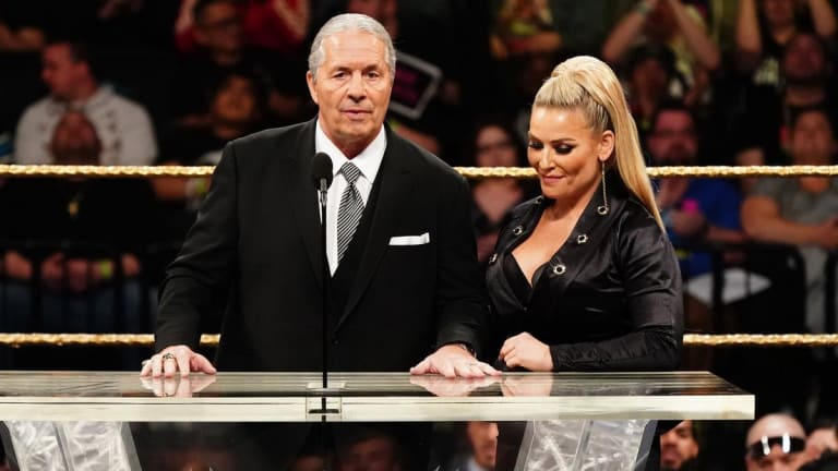 The Week in Wrestling: What Bret Hart Was Thinking During WWE Hall of Fame Attack