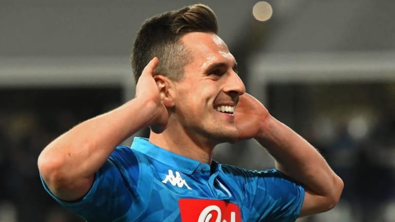 Parma 0-4 Napoli: Report, Ratings & Reactions as Milik Bags Brace for the Partenopei
