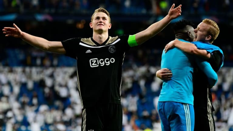 Bayern Munich Still Challenging Barcelona for Matthijs de Ligt as Part of Expensive Rebuild