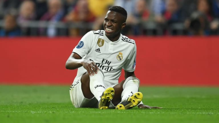 Vinicius Junior 'Could Miss 2 Months' as Real Madrid Confirm Brazilian Has Suffered Torn Ligaments