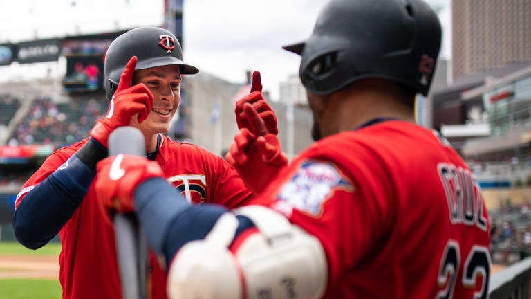 Calling Their Shots: The Twins Are Wagering Their Historic Power Surge Will Continue