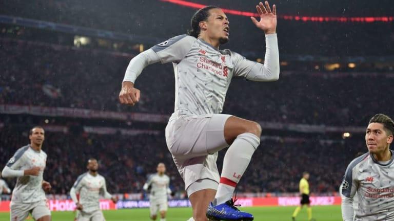 VÍDEO   Van Dijk de cabeza pone el 1-2 a favor del Liverpool