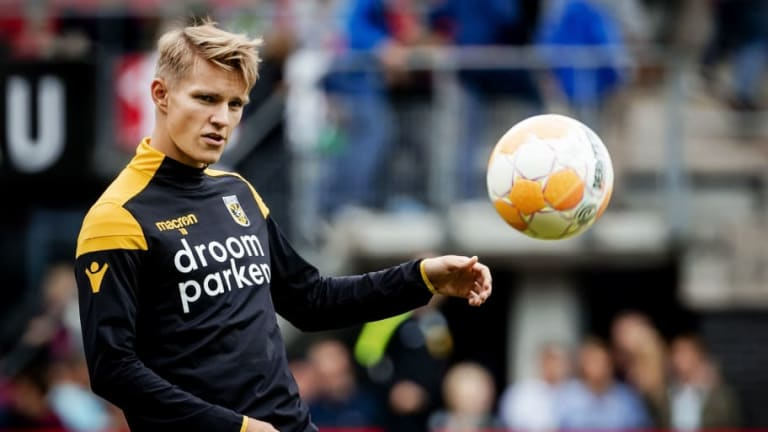 Ajax Interested in Signing Real Madrid Starlet Martin Odegaard in €20m Deal