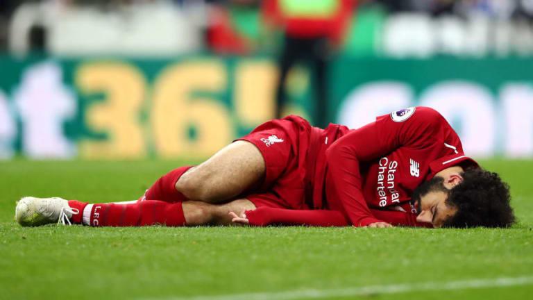Jurgen Klopp Offers Update on Mohamed Salah's Condition Following Head Injury Against Newcastle