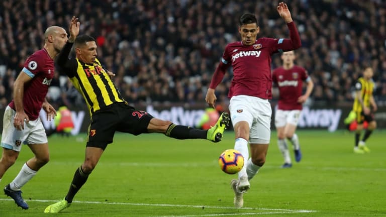Fabian Balbuena Faces 6-8 Weeks on Sidelines as Jack Wilshere Returns to Light Training