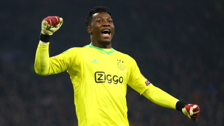 Barcelona Target Ajax Goalkeeper as Replacement for €60m-Rated Second Choice Jasper Cillessen