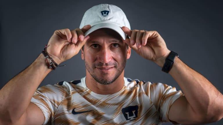 Bruno Marioni afirma que hará campeón a Pumas