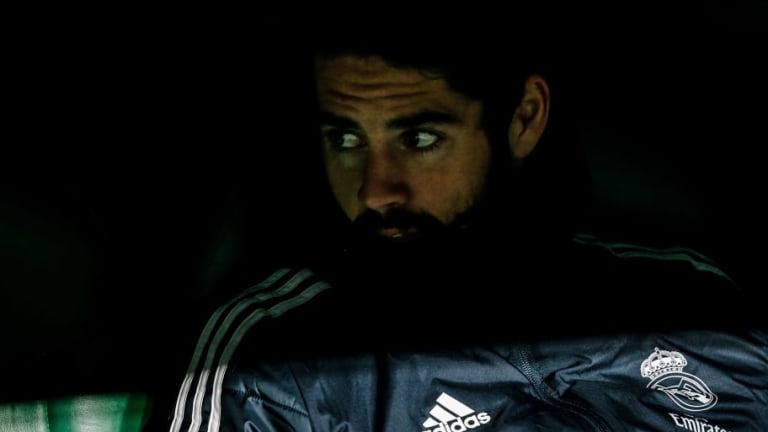 Panic at the Isco: Has the Star's Real Madrid Career Finally Come to a Standstill?