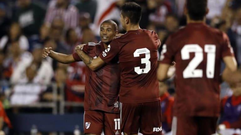 Restan detalles para que Paulo Díaz se convierta en jugador de River