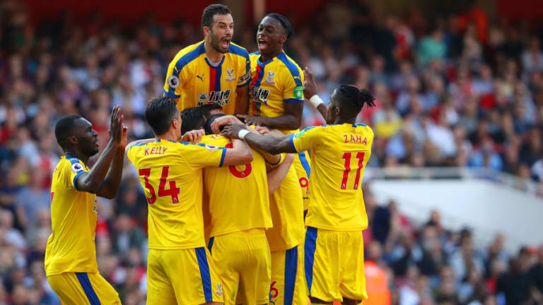 Cardiff vs Crystal Palace: Roy Hodgson's Best Available Eagles Lineup