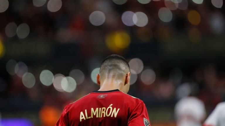 Report Claims Newcastle United Agree Personal Terms With MLS Star Miguel Almiron