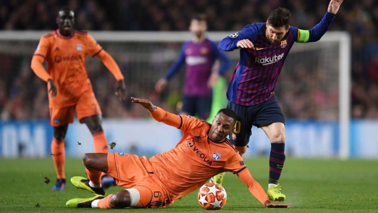 El 1x1 del Barcelona en la goleada al Olympique de Lyon