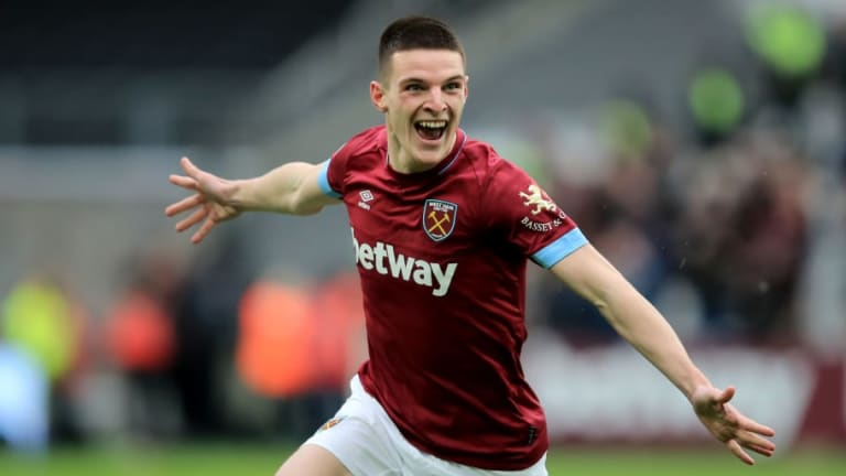 West Ham's Declan Rice Set for England Call-Up This Month After Switching Allegiance From Ireland