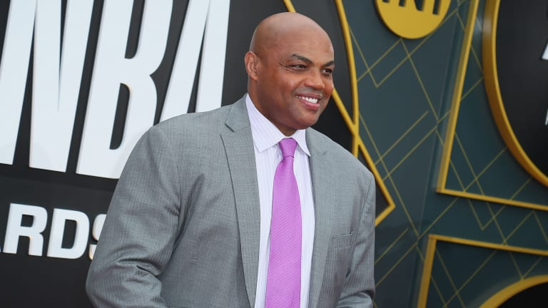 Charles Barkley Thinks His New Statue Is Too Skinny