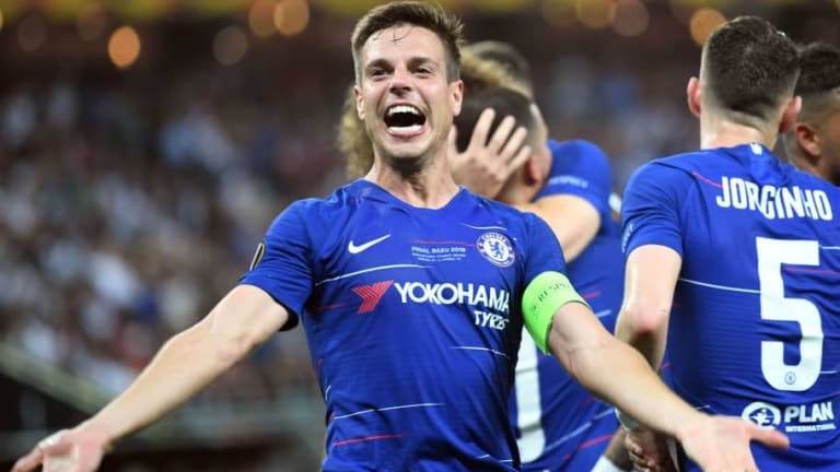 Cesar Azpilicueta Hints Eden Hazard Turned Down English Rivals During His Stay at Chelsea