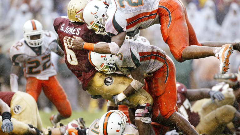 When the Canes Ruled the Draft: The Year Miami Had Six First-Rounders