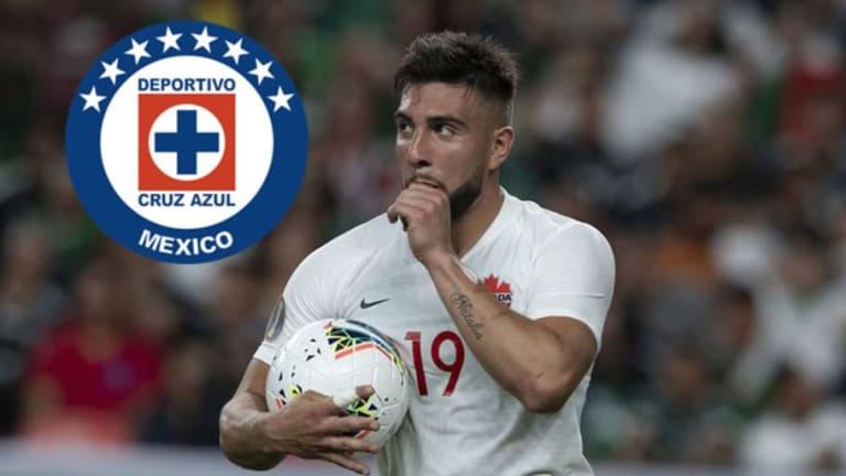 Últimas noticias de la llegada de Lucas Cavallini a Cruz Azul