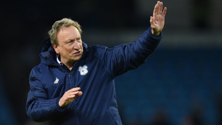 Neil Warnock Considering Cardiff Exit at End of Season With Players Concerned Over Manager's Future