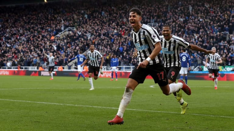 Ayoze Perez Challenges Himself to 'Make History' & Become One of Newcastle's Greatest Goalscorers