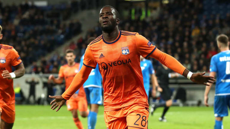 Tottenham Yet to Reach Agreement With Lyon Over Tanguy Ndombele Despite Reports of €62m Deal