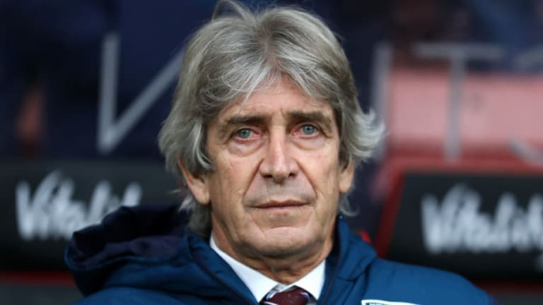 Manuel Pellegrini 'Disappointed' With West Ham's 2-0 Defeat to Bournemouth on Saturday