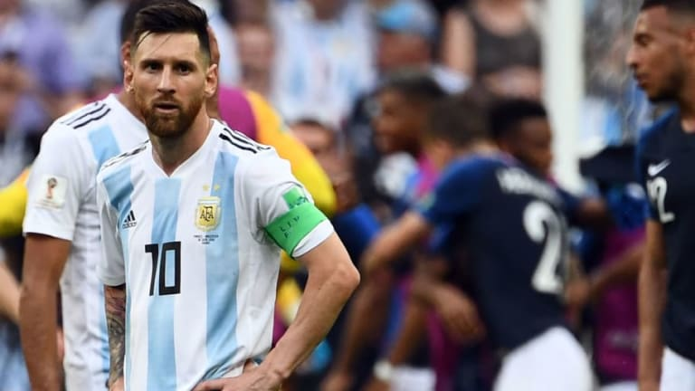 Lionel Messi Recalled to Argentina Squad for the First Time Since the World Cup