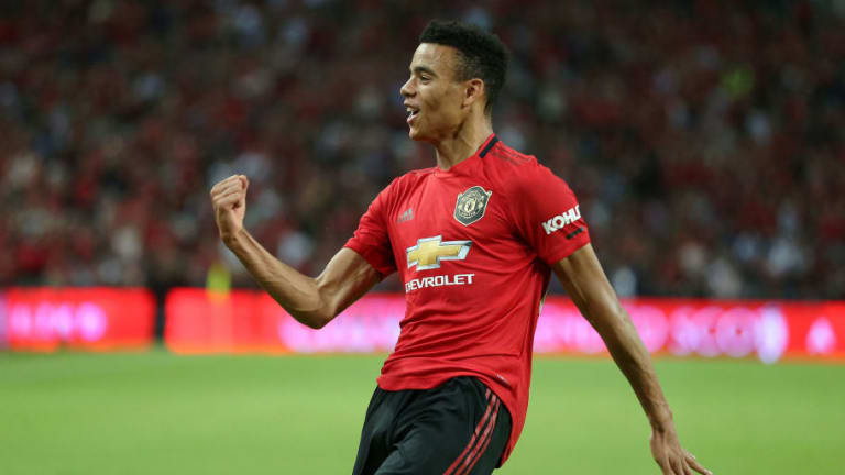 Mason Greenwood: Twitter Reacts as Manchester United Starlet Shines in Pre-Season