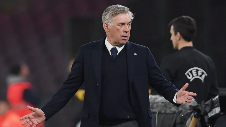 Carlo Ancelotti Admits Napoli Became Complacent Against Salzburg & Warns Tie Is Not Over