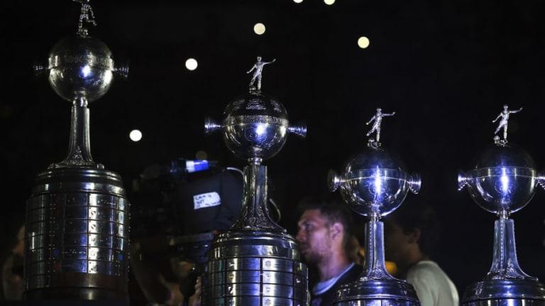Se sorteó la Copa Libertadores y así se jugarán los octavos de final