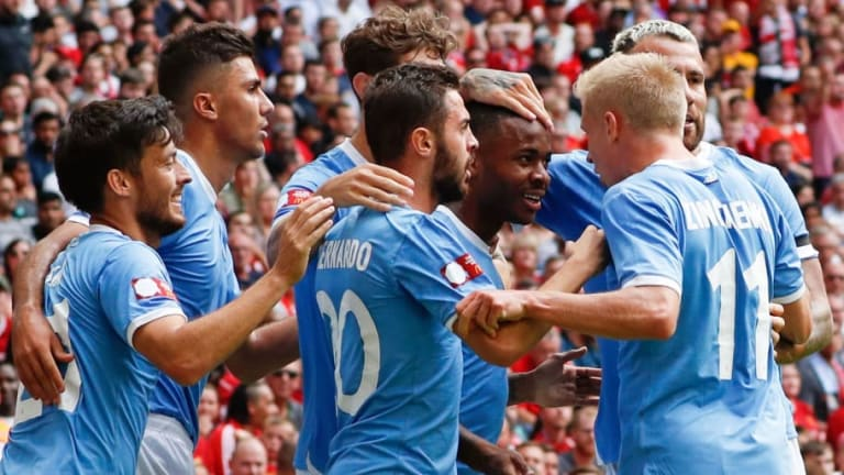Liverpool 1-1 Man City (4-5 Pens): Report, Ratings & Reaction as Citizens Secure Community Shield