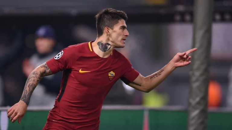 Diego Perotti States the Rome Derby Speaks for Itself Ahead of This Weekend's Lazio vs Roma Clash