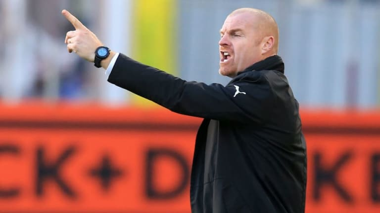Liverpool vs Burnley: Sean Dyche's Best Available Clarets Lineup